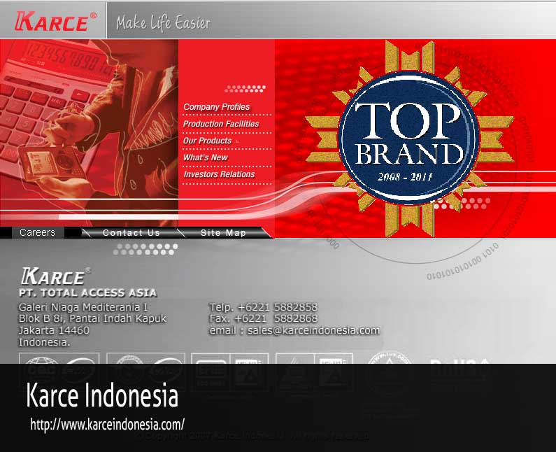 Karce Indonesia