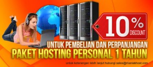 hosting personal