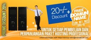 hosting prof